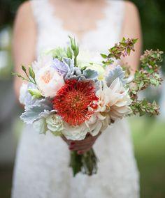 protea bouquet // flowers The Floral Lab, photo by Annie McElwain