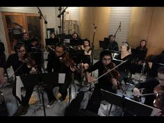 Tool -- Schism (Orchestral Arrangement) Youtube music video with 40 piece orchestra in Los Angeles