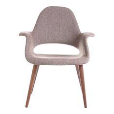 #北歐復古沙發單椅-夏虞傢俱 favrile