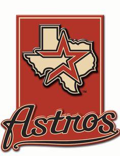 Houston Astros 3D plaque (Target)