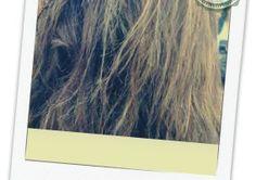 Recuperando cabelos porosos!