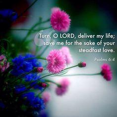 Psalms 6:4
