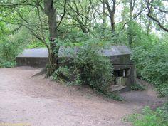 German bunker, Leusden.