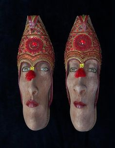 Incredible Shoe Faces By Gwen Murphy
