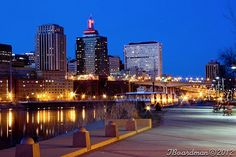St. Paul-Bemidji: connected by the beauty of the Mississippi River