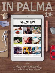El número de primavera de #INPALMA ya está en la calle! :D ¡Gracias por leernos desde hace más de 10 años! #primavera #spring #fruhling #inpalma42 #INPALMA10 #palma #mallorca #mallorcaguide #guiademallorca #guiaonline #guia #turista #touristguide #tourist #magazine #mag #revista #lifestyle #vidayestilo #vacaciones #holidays www.inpalma.com