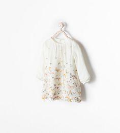 ZARA - KIDS - BUTTERFLY DRESS