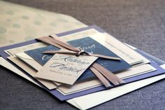 Delicate Dotted Wedding Invitation shown in Sapphire Blue, Aquamarine, Silver and White, Build-Your-Invite Collection - DEPOSIT Winter Wedding Invitations, Handmade Wedding Invitations, Wedding Invitation Suite, Wedding Stationary, Create Invitations, Custom Invitations, Invites, Floral Invitation, Invitation Set