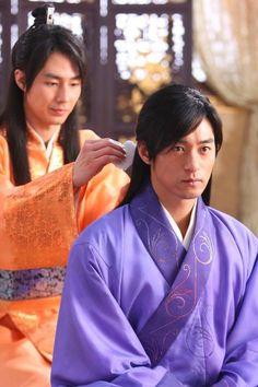 A Frozen Flower, Jo In Sung, Joo Jin Mo, Japanese Drama, Korean Actors, Korean Drama, Beautiful Men, Movie Tv, Musicians