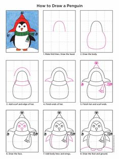Art Projects for Kids: drawing More