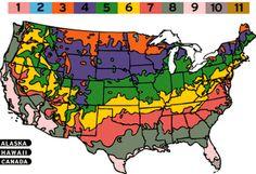 Zip Code Search Garden Hardiness Zone Finder Gardening Map Utah