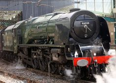 duchess of sutherland train - Google Search