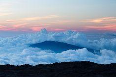 Hiking Mauna LoaQT Luong