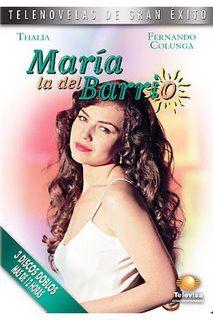 Maria la del Barrio. hehe