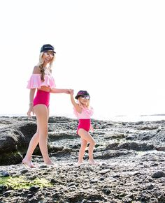 6379fd668b Family Matching. Daughter Princess Swimsuit. See more. Savannah Soutas,  Cole And Savannah, Daughters Day, Mom Daughter, Mother Daughter Fashion