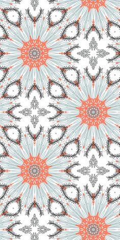 Fleurs / flocons / motifs