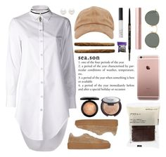 """""""pipe it up // migos ✨"""" by love-rebelwolf ❤ liked on Polyvore featuring rag & bone, Wet Seal, Puma, NARS Cosmetics, Anastasia Beverly Hills, Becca, MAC Cosmetics, Ray-Ban, INC International Concepts and Tiffany & Co."""