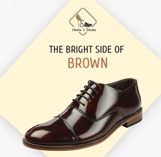 Semi Formal Shoes, Dress Shoes, Shoes Heels, Casual Shoes, Oxford Shoes, Lace Up, Suit, Brown, Leather