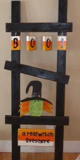 here is the haloween set! class will be the last sat of this month. let me know asap what u want~~ Fall Wood Crafts, Halloween Wood Crafts, Halloween Signs, Halloween Projects, Holidays Halloween, Decor Crafts, Halloween Fun, Holiday Crafts, Halloween Decorations