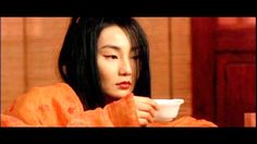 The little white attic: Maggie Cheung Maggie Cheung, Asian Architecture, Hero Movie, Little White, Dark Hair, Attic, Chinese, Characters, People