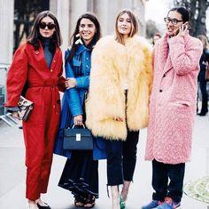 Fur Fashion, Winter Fashion, Fashion Looks, Fashion Outfits, Models Off Duty, Boyfriend Jeans, High Tops, Street Style, Style Inspiration
