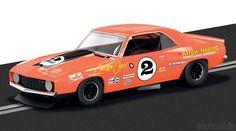 Scalextric - Chevrolet Camaro 1969 - Joe Chamberlain (C3611) #slotcar #Scalextric