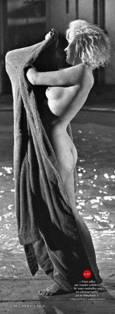 Marilyn Monroe...................