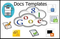 Cool Tools for 21st Century Learners: GoogleDocs Templates: A Virtual Copy Machine