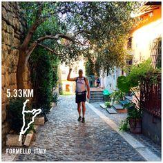 https://flic.kr/p/yMm1Wt   We ran to the market - that's how we fit it all in ! #upsticksandgo #run #running #travelfit #fitness #jogging #michfrost #formello #instafit #italia