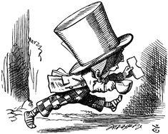 Alice in Wonderland / Lewis Carroll; illustrated by Sir John Tenniel John Tenniel, Lewis Carroll, Mad Hatter Pictures, Alice In Wonderland Original, Wonderland Alice, Wonderland Party, Alice In Wonderland Illustrations, Alice Liddell, Merian