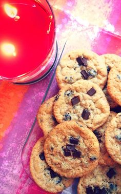Girl's Night Out 95 Calorie Cookies! No White Sugar Added, No Butter, No Oils, No Salt, High Protein & SUPER healthy!