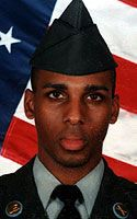 Army SGT. Carl Thomas, 29, of Phoenix, Arizona.  Died September 13, 2004, serving during Operation Iraqi Freedom. Assigned to 1st Battalion, 12th Cavalry Regiment, 1st Cavalry Division, Fort Hood, Texas. Died when an improvised explosive device detonated near his observation post in Baghdad, Iraq.