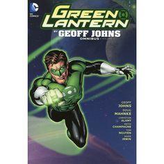 DC Comics Lantern Omnibus 3