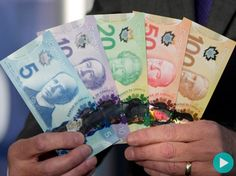 November 7, 2013 | New $5 and $10 polymer notes released (to go with previously released $20, $50 and $100 bills)