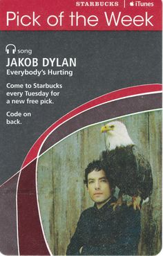 Jacob Dylan-Everybody's Hurting Code Expiration Date July 23, 2010