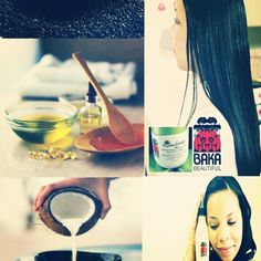 Looking for Natural Hair Care Products such as Natural Hair Relaxers, Natural Hair Colors, Natural Hair Repair, Natural Hair Growth, as well as Holistic Anti-Age Skin Care? Baka Beautiful is the space...