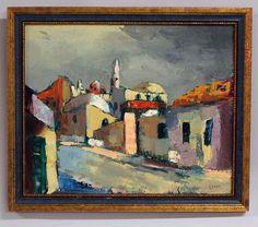 IBRAHIM SAFI (Turkish. 1898-1983)