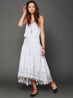Free People FP New Romantics Pantry Stripe Dress  http://www.freepeople.co.uk/clothes-dresses/fp-new-romantics-pantry-stripe-dress/