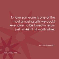 Alex and Ani #motivationnation