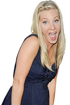 """""""Heather Morris on Playing Glee's Resident Dummy, Brittany""""...An article from a while back"""