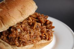 Crockpot Pulled Pork | Beantown Baker