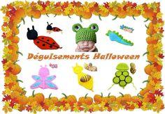 Vous cherchez des idées de déguisements pour Halloween? Idéal pour Bébé photographie! Superbe tenue pour déguiser bébé et prendre des photos souvenirs magnifiques. Une idée cadeau originale et très craquante! Commandez vos déguisements  et profitez de 20 % de réduction. Entrez le code PARTY dans votre panier (* jusqu'au 30/10/15).   http://www.bebedazur.com/shop1/fr/142-deguisements