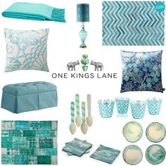 House of Turquoise: One Kings Lane Giveaway!
