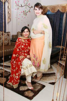 Patiala Suit Wedding, Punjabi Suits Party Wear, Punjabi Salwar Suits, Designer Punjabi Suits, Indian Designer Wear, Punjabi Fashion, Indian Fashion, Womens Fashion, Classy Suits