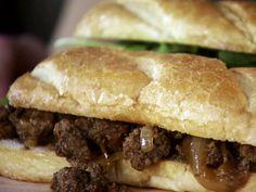 Marlboro Man's Favorite Sandwich from FoodNetwork.com - a tasty, hearty sandwich, full of flavor.