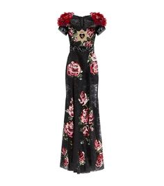 efee6663 Dolce & Gabbana Floral Sequin Gown available to buy at Harrods.Shop  clothing online and earn Rewards points.