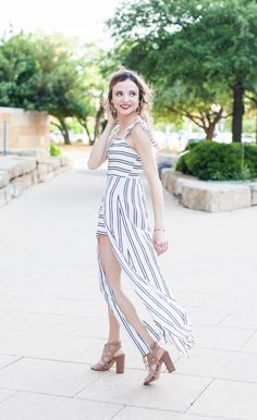 Maxi Dress ---> details on the blog