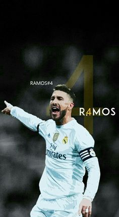 Sergio Ramos real madrid captain 2019 - Source by karlheinzkoerbe Ramos Real Madrid, Real Madrid Club, Real Madrid Football Club, Real Madrid Players, Best Football Team, Football Soccer, Real Madrid Cristiano Ronaldo, Real Madrid Wallpapers, Sports Wallpapers
