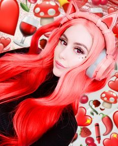 I Am Sanna, Roblox Pictures, High Skirts, Different Hair Colors, High Pictures, Girl Backpacks, Best Youtubers, Ariana Grande, Your Hair