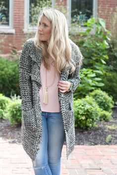 Fall Trends: Oversized Sweaters